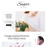 Sugar Blogger Templates
