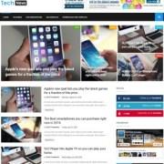Tech News Blogger Templates