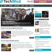 TechMod Blogger Templates