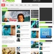 WePress Multi Ads Blogger Templates