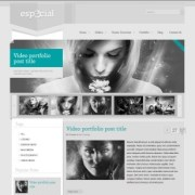 eSpecial Light Blogger Templates