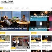 simplex magazine v2 Blogger Templates