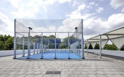 Converting Disused Sports Fields Into Padel Courts
