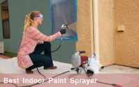 Quick Painting Interior Walls with Best Indoor Paint Sprayer