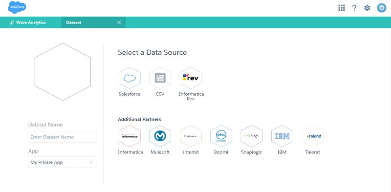 Creating DataSet