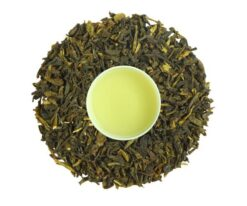 traditional darjeeling green tea