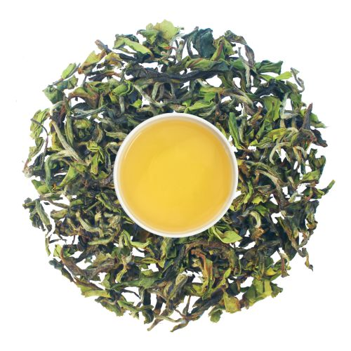 first flush tea 2021