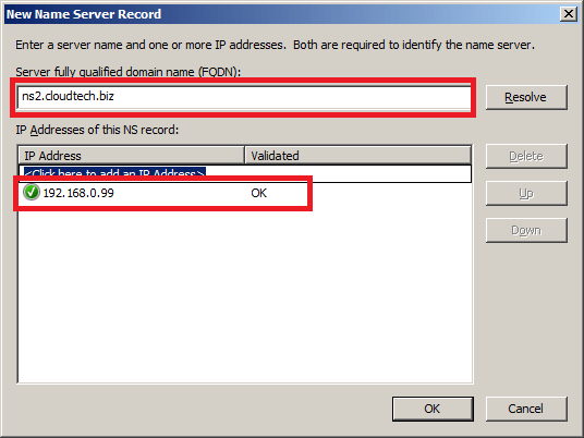 Install and configure DNS Server in Windows Server 2008 and