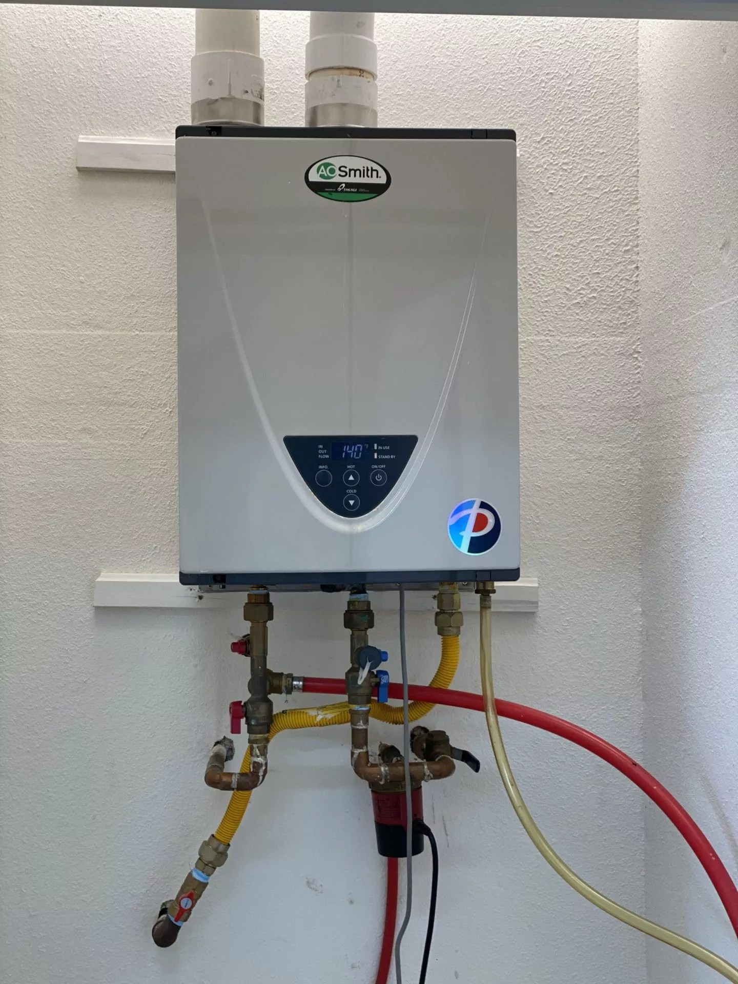 Takagi Tankless Water Heater Reset Button : takagi, tankless, water, heater, reset, button, Tankless, Water, Heater, Working?, Here's, Check, Paschal, Plumbing, Electric