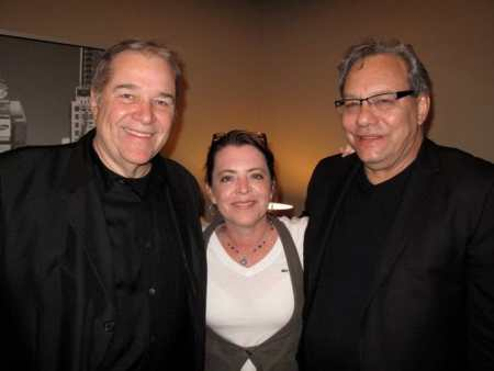 Kathleen Madigan and Lewis Black