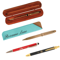 Pens and Pen Cases