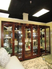 Thomasville Curio Cabinet at The Missing Piece