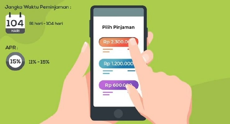 Kredit usaha bni wirausaha memberikan kemudahan proses pinjaman cepat hingga rp.1 milyar untuk modal usaha dan investasi. 10 Rekomendasi Pinjaman Online Terbaik 2021 Gopinjol Com