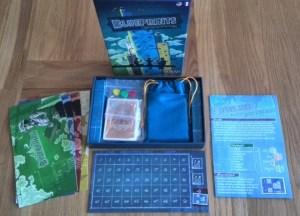Blueprints box contents
