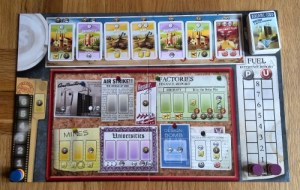 manhattan project main board