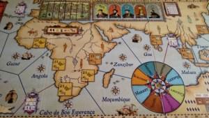 Navegador map