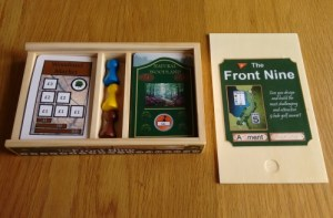 Front Nine box