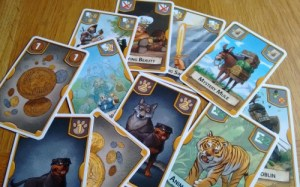 Treasure Hunter other cards