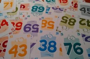 3 Sind cards