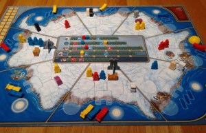Antarctica in play