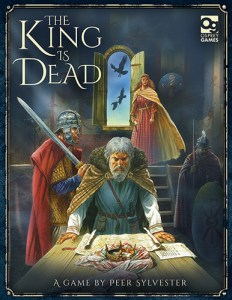 box for zero contact top 10 list board game The King is Dead