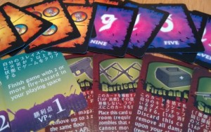 Zombie Tower 3D cards