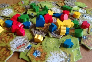 Cornwall meeples