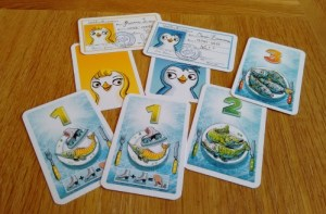 Ice Cool cards