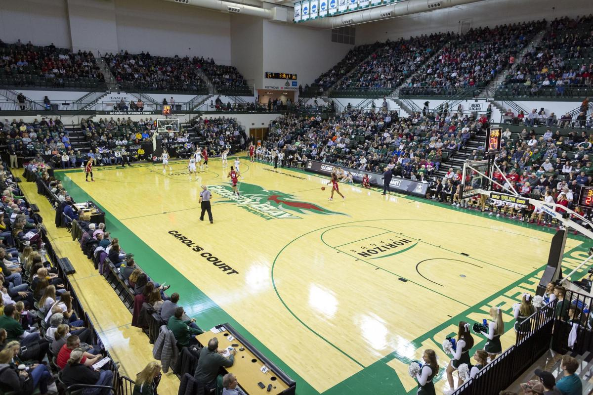 UWGB men's basketball to play early-season home games on campus - The Press