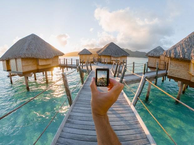 📷 Las cámaras de acción evolucionan integrando tecnología que prometen tomas con estabilidad de película [+Video]