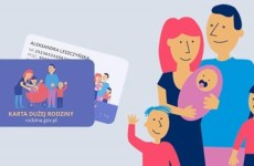 Więcej o: Karta Dużej Rodziny 2019. Zmiany od stycznia