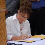 Alaska Gov. Sarah Palin is McCain VP pick