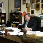 New Senate leader is friend to community