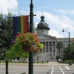 SC Pride allowed to hang rainbow banners in downtown Columbia
