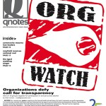 Organizations defy call for transparency