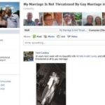 Straight couples stand opposed to anti-LGBT amendment
