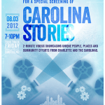 DNC's 'Carolina Stories' to screen in South End