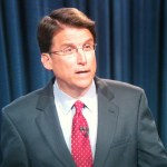 Gay leader says chance encounter with McCrory was 'cordial'