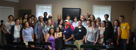 The Campaign for Southern Equality held a training with activists in Mississippi in May. Photo courtesy CSE.