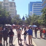 Thousands celebrate Pride in Durham and Columbia