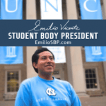 Openly gay, immigrant student leads in UNC student body race