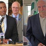 Former Mayor Foxx speaks on marriage equality as Clodfelter also offers support