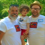 Triangle: Group supports gay dads