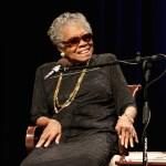 Maya Angelou, celebrated poet and novelist, dies at 86