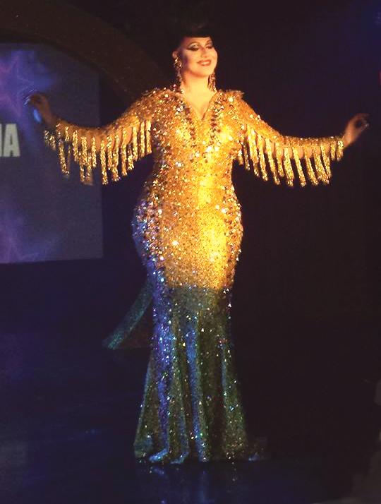 Miss North Carolina USofA Eden Parque Divine