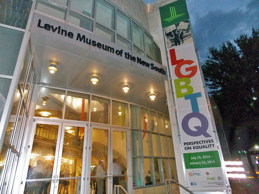 Levine Museum of the New South.