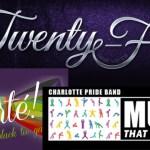 Anniversary celebrations mark gay arts spring