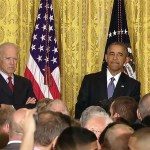 U.S./World: Obama heckled at Pride reception