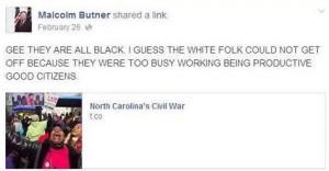moral mondays butner facebook