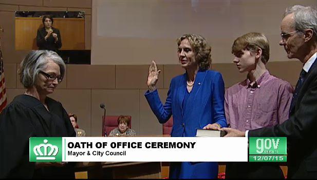 Jennifer Roberts Charlotte mayor